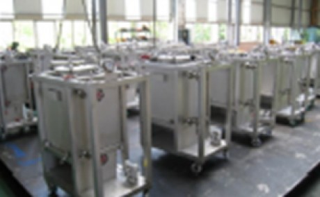 Mobile Chemical Dosing System (Transocean Drilling Ships)