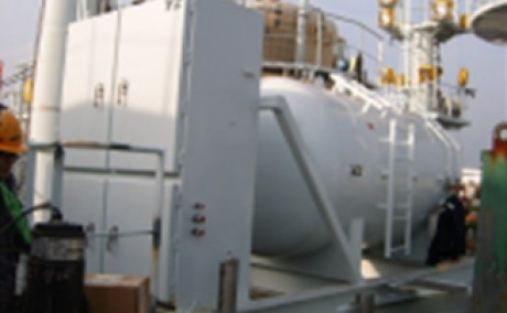 Odorant Injection System On LNG Carrier Under Commissioning (YZ)