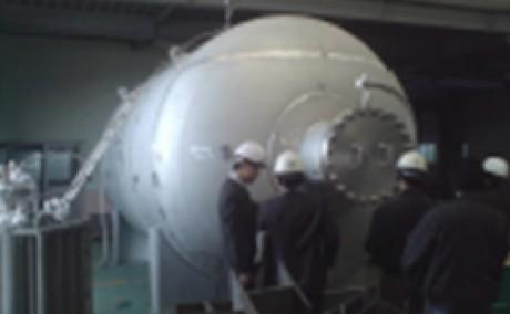 Odorant Tank for Kogas LNG Terminal